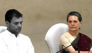 Is The Congress Gearing Up To Relaunch Rahul Gandhi Once Again - Sakshi
