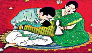 Family People Shodasha Samskaras - Sakshi