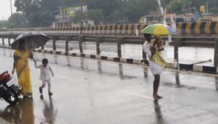 Nivar Cyclone Effect: Heavy Rains In Nellore District - Sakshi