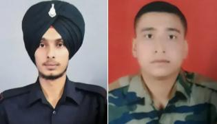 2 Soldiers Killed In Jammu Action In Pak Firing  - Sakshi