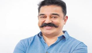 Kamal Haasan to simultaneously shoot for both Vikram and Indian 2 - Sakshi