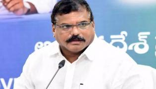 Botsa Satyanarayana Video Conference With Municipal Commissioners - Sakshi
