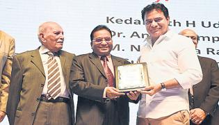 TCS vice president v rajanna talking about FC Kohli - Sakshi