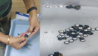 DRI busted an inter-continental racket of drug smuggling - Sakshi