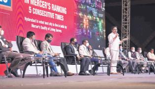 GHMC Elections 2020: KTR Says Hyderabad Needs Dynamic Leadership - Sakshi