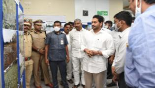 CM YS Jagan Announces Ex Gratia To Nivar Toofan Death Victims - Sakshi