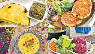 Chapati And Roti Food Special Dishes And Recipes Special Story - Sakshi