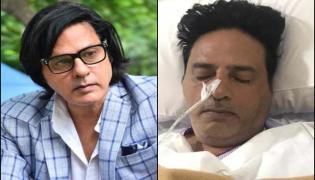 Rahul Roy Suffers Brain Stroke While Shoot In Kargil - Sakshi