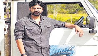 Gaali Sampath Shoot Is Progressing At Araku - Sakshi