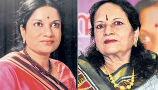Singer Vani Jairam Enters 75th Year - Sakshi