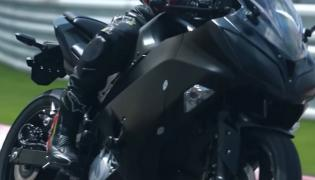 Kawasaki developing hybrid technology in motor cycles - Sakshi