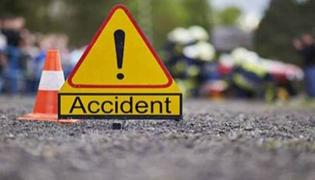 During The Corona Lockdown Road Accidents Decreased In India - Sakshi
