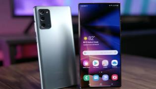 Samsung Galaxy Note Smartphones Said to Be Discontinued in 2021 - Sakshi