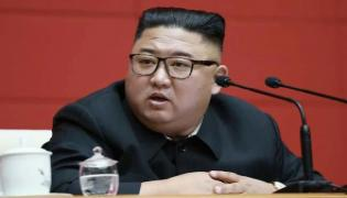 China Covid Vaccine To North Korean President Kim Jong-un - Sakshi