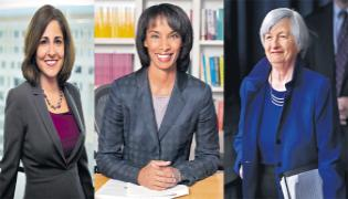Joe Biden Allocated  Crucial  Budget And Press Team With Women  - Sakshi