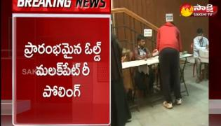 Old Malakpet Repoll Starts In Hyderabad