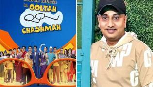 Taarak Mehta Ka Ooltah Chashmah Writer Abhishek Makwana Takes His Own Life - Sakshi