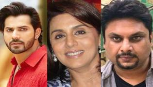 Varun Dhawan Neetu and director Raj Mehta positive for COVID-19 - Sakshi