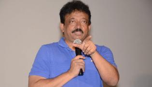 Ram Gopal Varma Talk About Coronavirus Movie - Sakshi