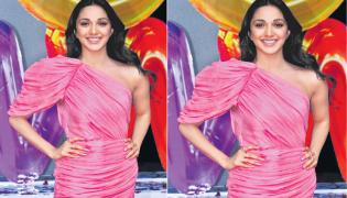 Kiara Advani to play the face of Lijjat Papad in Ashutosh Film - Sakshi