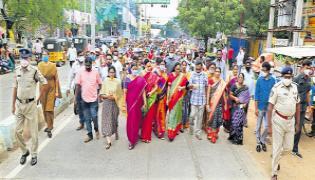 Vasireddy Padma Comments About Women Welfare - Sakshi