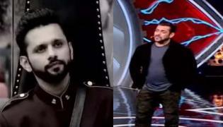 Bigg Boss 14: Rahul Vaidya Going To Be Eliminated - Sakshi