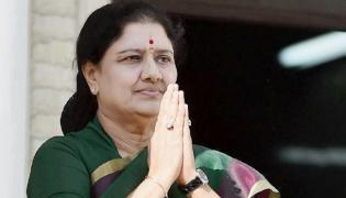 Sasikala Plea For Early Release Rejected - Sakshi