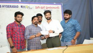 Big Boss Fame Sohail Donated Rs 10 Lakhs To Various Charities - Sakshi
