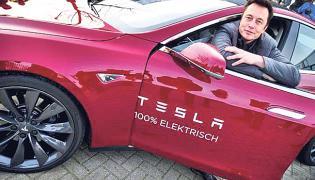 Elon Musk Confirmed India Plans for Tesla Centres - Sakshi