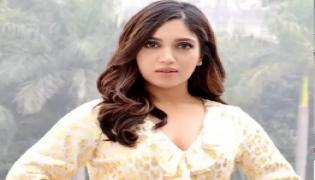 Bhumi Pednekar About Her Dream Role - Sakshi