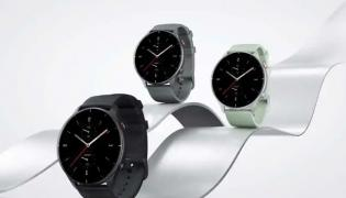 Amazfit GTR 2e and GTS 2e to Go on Sale on Jan 19 for RS 9999 - Sakshi