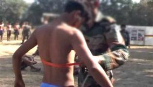 Man Self Elimination Depression Over Not Getting Army Job In Adilabad - Sakshi