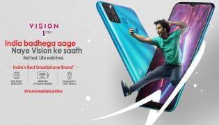Itel Vision 1 Pro With QuadCore SoCTriple Rear Cameras Launched  - Sakshi