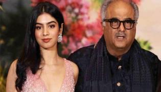 Boney Kapoor Said Khushi Kapoor Will Soon Make Her Acting Debut - Sakshi