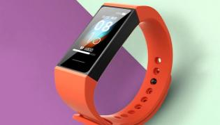 Redmi Smart Band on Sale for Only RS 999 in India - Sakshi