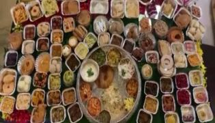 Bhimavaram: Family Aritaaku Bhojanam Viral Video