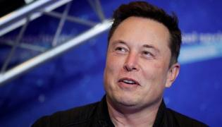 Elon Musk Announces 100 Million Dollar Prize To Capture Carbon Dioxide Emissions - Sakshi