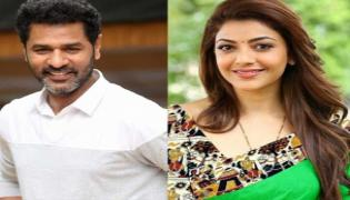 kajal agarwal Film With Prabhu Deva For The First Time - Sakshi
