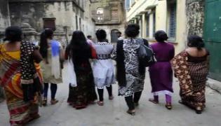 Prostitution racket busted in adilabad, 11 arrested - Sakshi