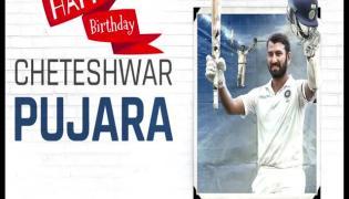 Special Video On Cheteshwar Pujara Birthday
