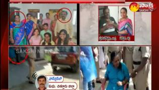 - SakshiPolice Detained Parents Who Assassinated Their Daughters Madanapalle