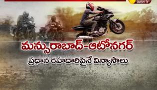Dangerous Bike Stunts In Hyderabad