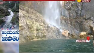 Highlights Of Ubbalamadugu Waterfalls