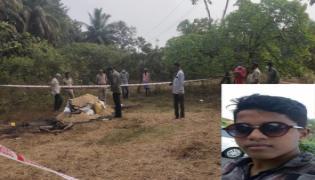 Engineering Student Burnt To Death In Odisha - Sakshi
