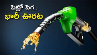 Finance ministry considers cutting taxes on petrol, diesel: Report - Sakshi