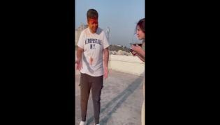 Viral Video: Celebrities On Holi Celebration