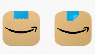 Amazon Mobile App Icon Changed After Compared With Hitler Mustache - Sakshi