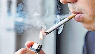One Cigarette Also Dangerous To Health - Sakshi