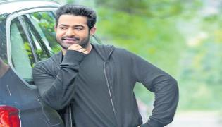 Jr NTR Bought Brand New Sports Car With 5 Crore  - Sakshi