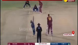 Hydrama In Sri Lanka-West Indies T20